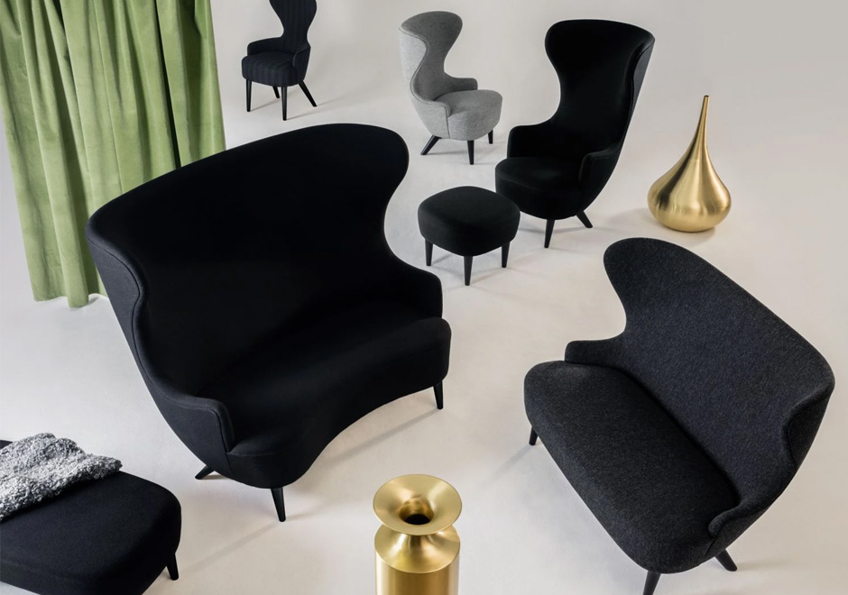 Firma Casa-Tom Dixon-Sofa-Wingback-Collection