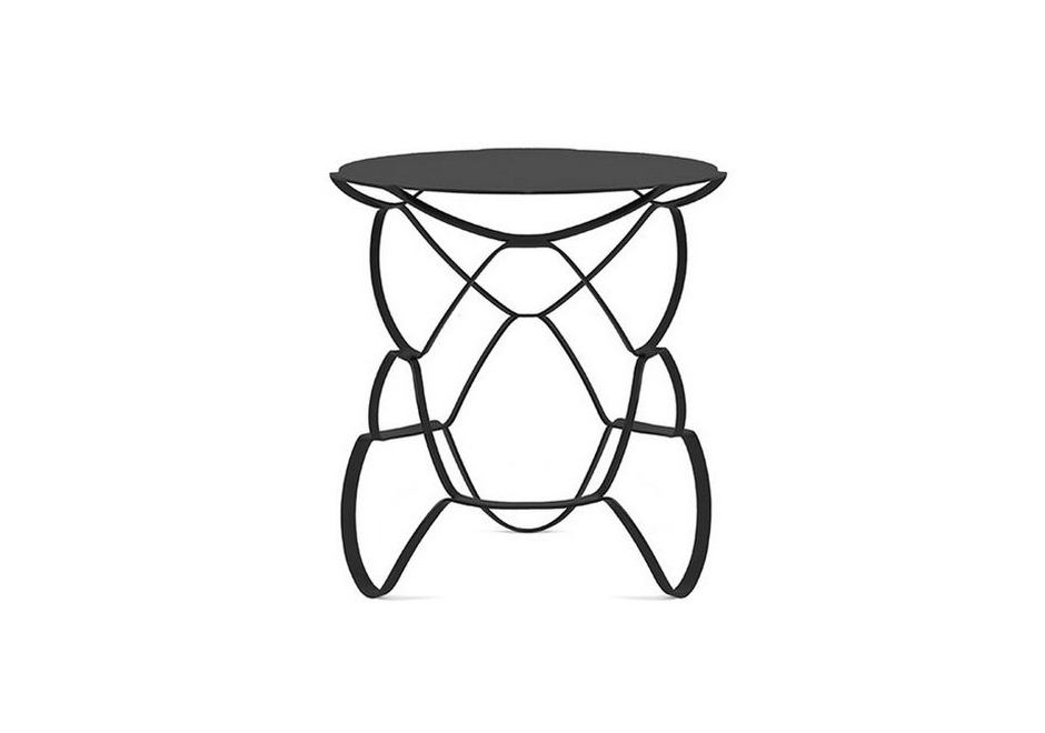 Pulpo_Loll_side table_Black_SITEFC