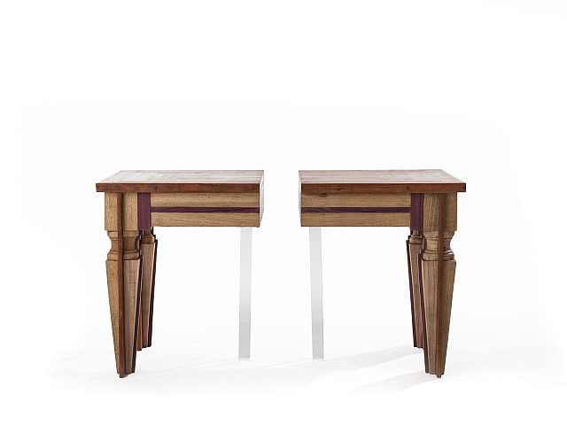 Set 2 mesinhas lateral Couple of just contrast side tables-1