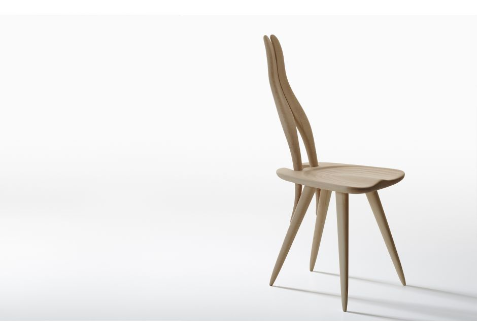 Firma Casa-Zanotta-Chair-Fenis-Natural-SITE