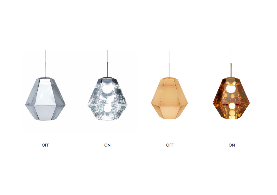 Firma Casa-Tom Dixon-Luminaria teto-Cut Tall-1